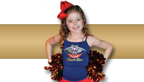 Jr. Pelicans Dance Clinic
