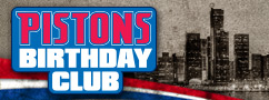 Pistons Birthday Club