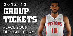 Fan Experience - 2/23 vs. Pacers | THE OFFICIAL SITE OF THE DETROIT PISTONS