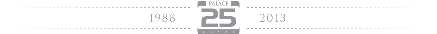 Palace 25 Banner