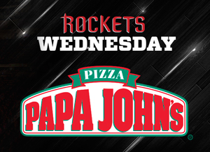 Rockets Wednesday