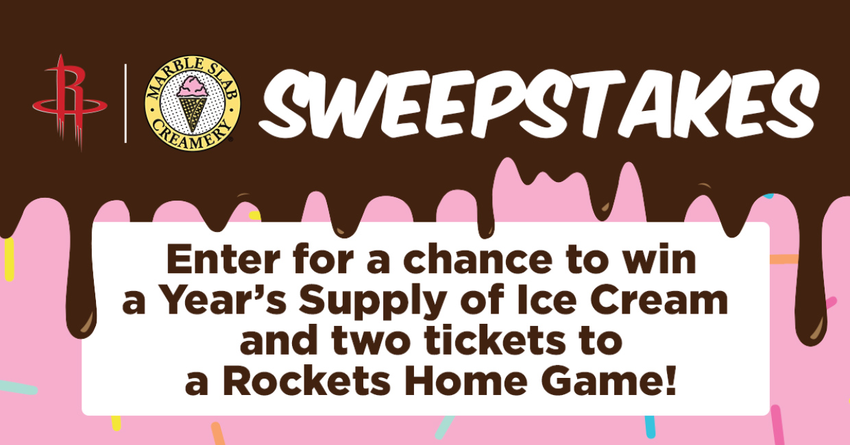 Marble Slab Sweepstakes