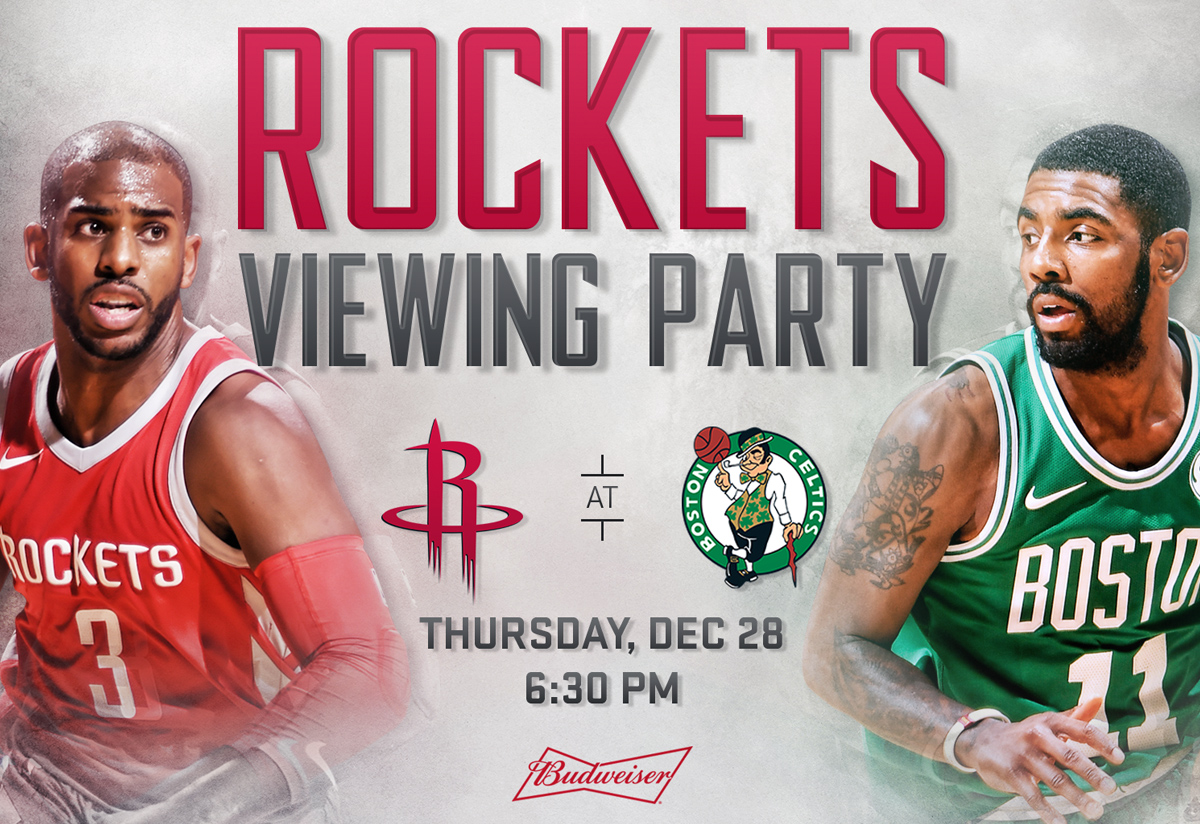 Rockets Viewing Party