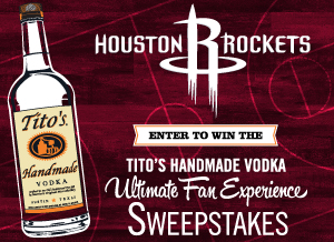 Tito's Ultimate Fan Sweepstakes