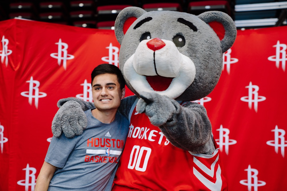 Rockets Season Ticket Members