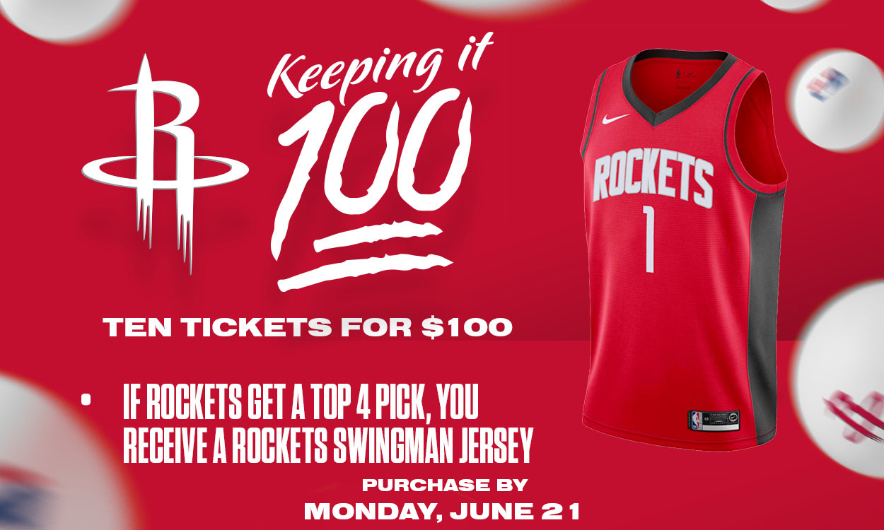 Keeping It 100 Draft Special Purchase by Monday, June 21st