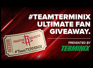 Terminix Ultimate Fan Giveaway