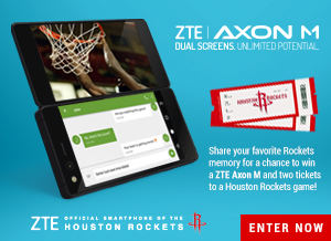 ZTE Sweepstakes