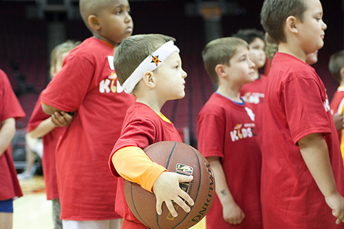 Jr. Rockets Program