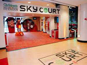 SkyCourt Birthday