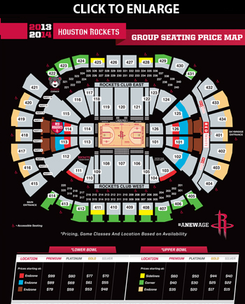 2013-14 Group Pricing