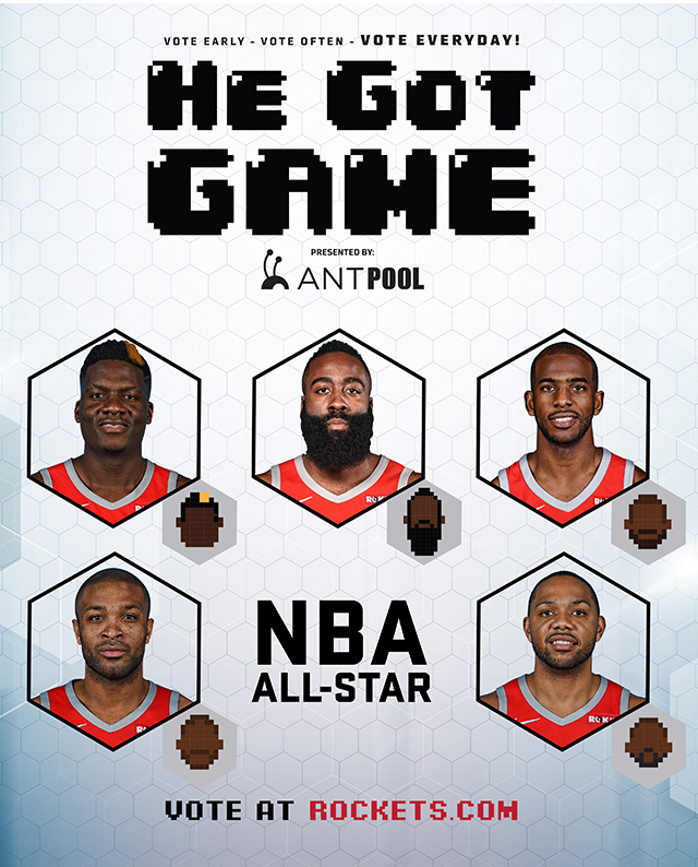 2019 NBA All-Star Voting