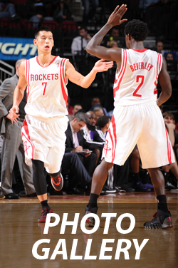 Rockets v Kings Photos