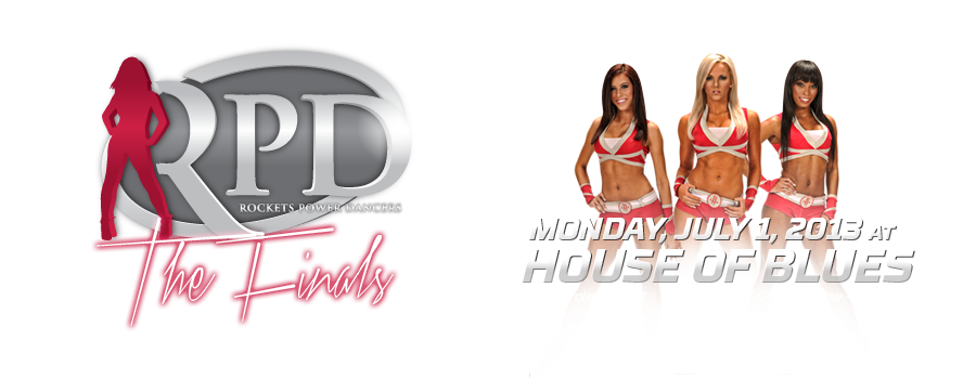 RPD Open Audition Finals Monday, July 1, 2013 at House of Blues - 1204 Caroline St. Doors open at 6:00pm, the show starts at 7:00pm.