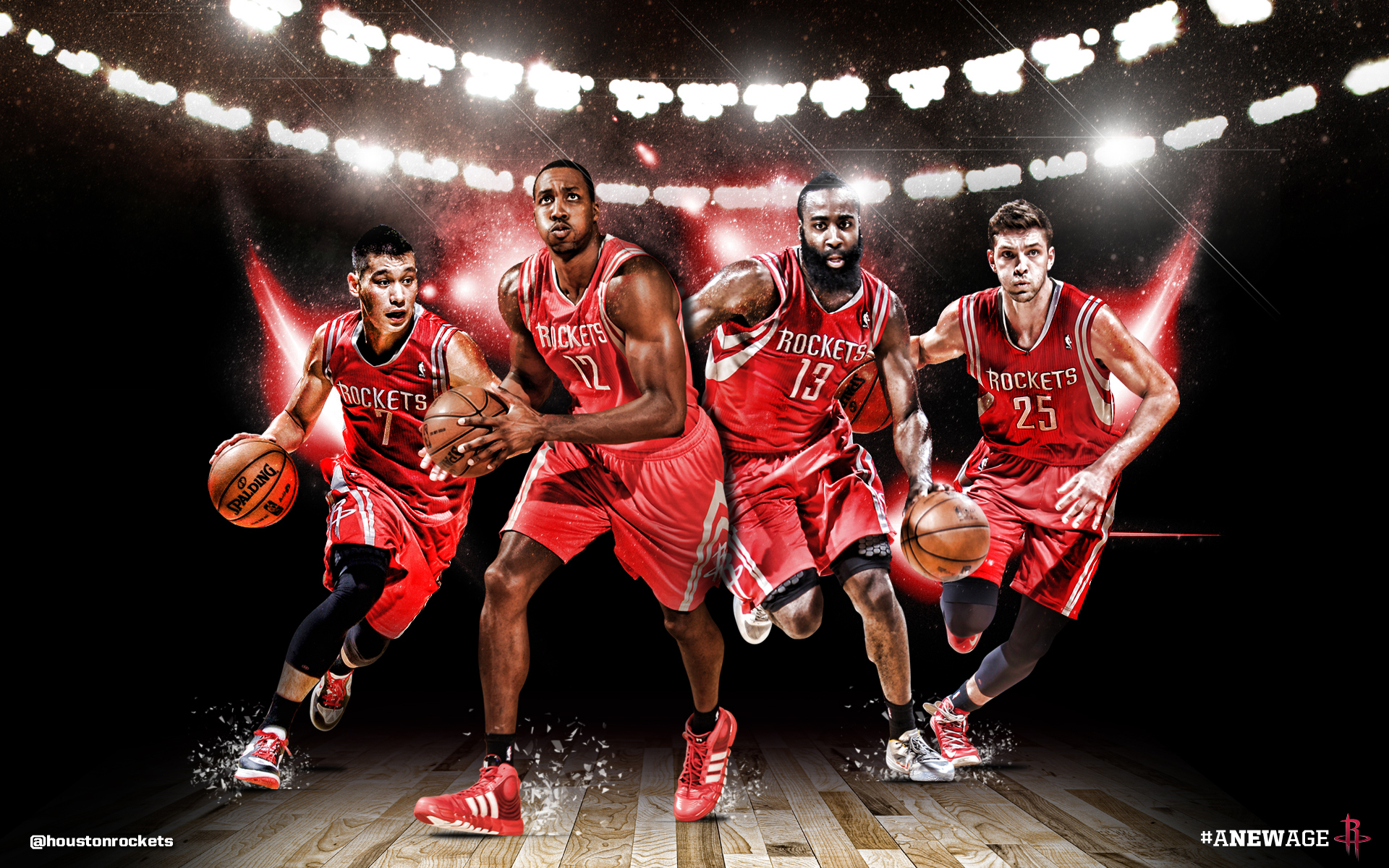 Rockets Nba Wallpaper