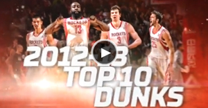 Top10Dunks2012
