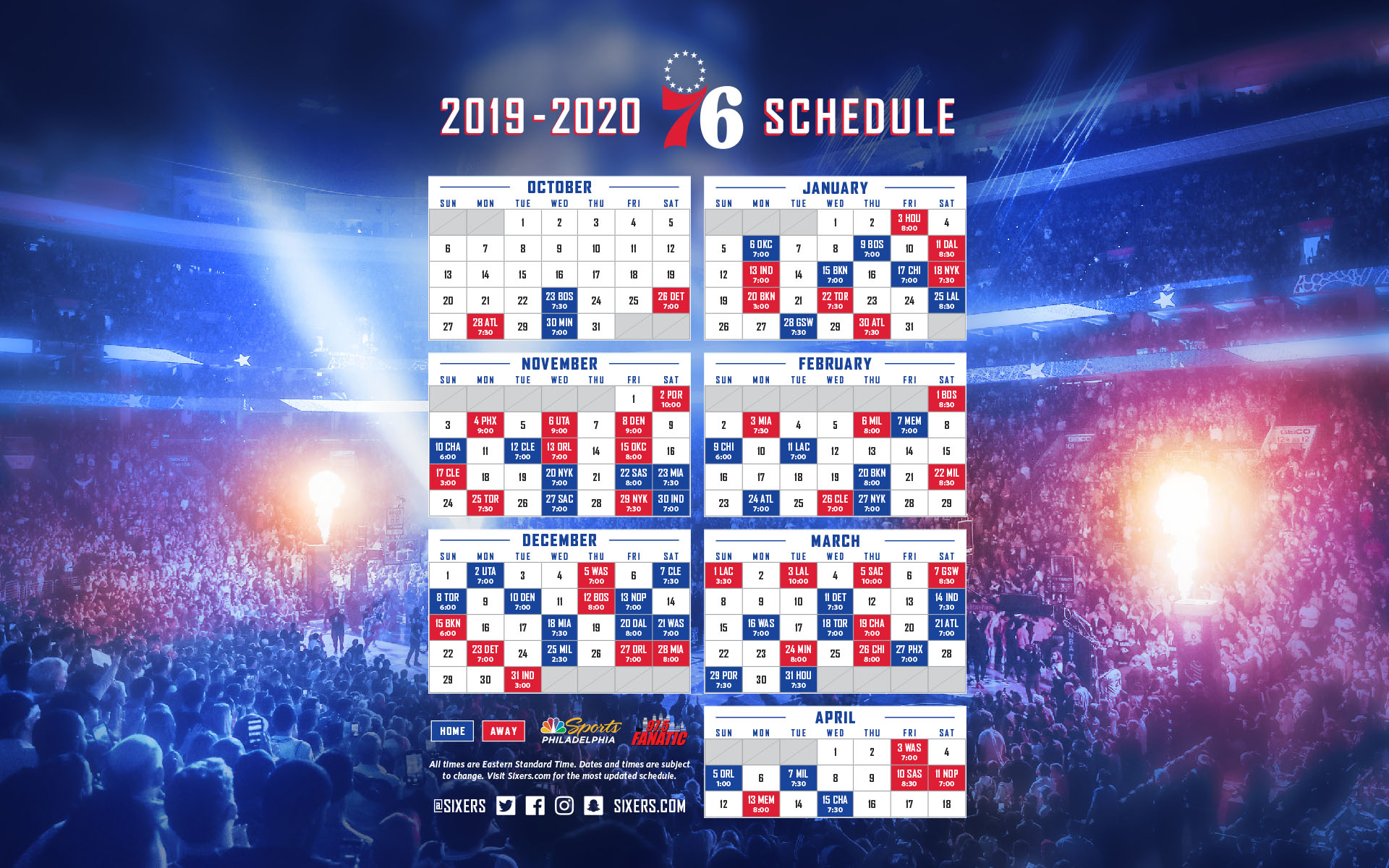 photo relating to 76ers Printable Schedule named 76ers Wallpapers Philadelphia 76ers