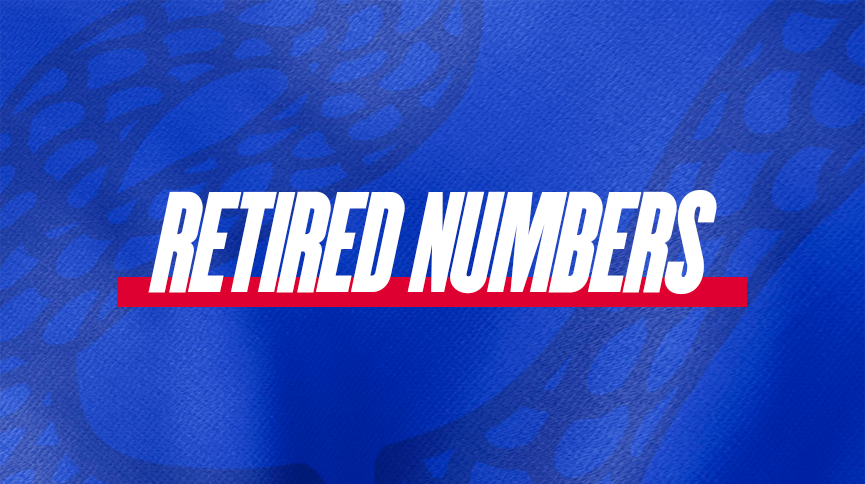 retired numbers card