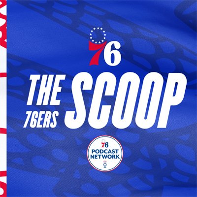 the scoop podcast logo