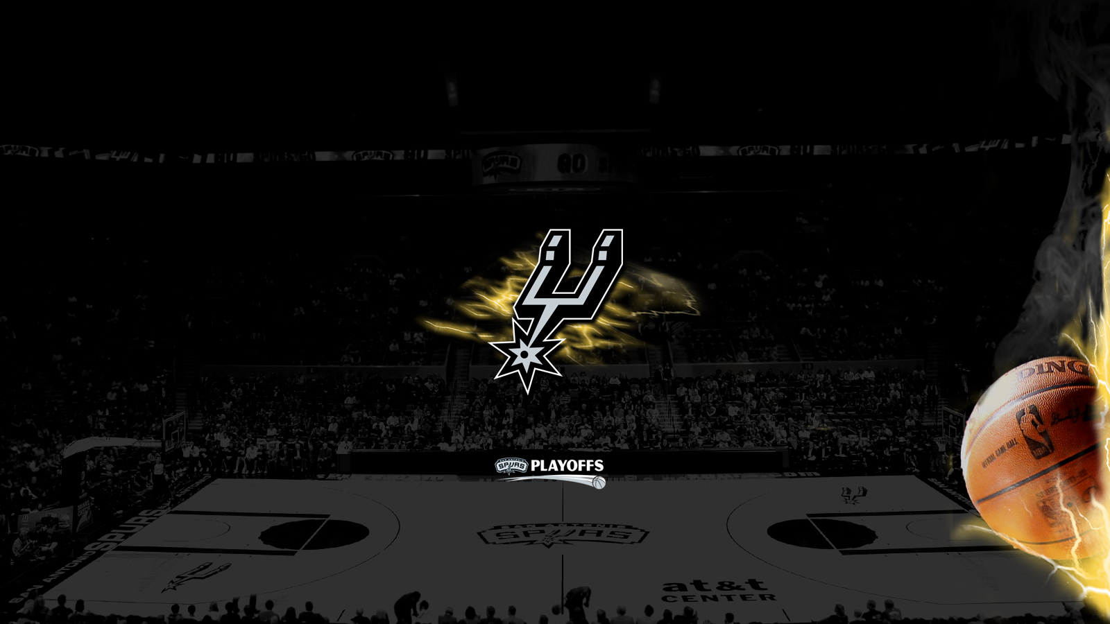 Desktop Playoff Wallpapers | San Antonio Spurs