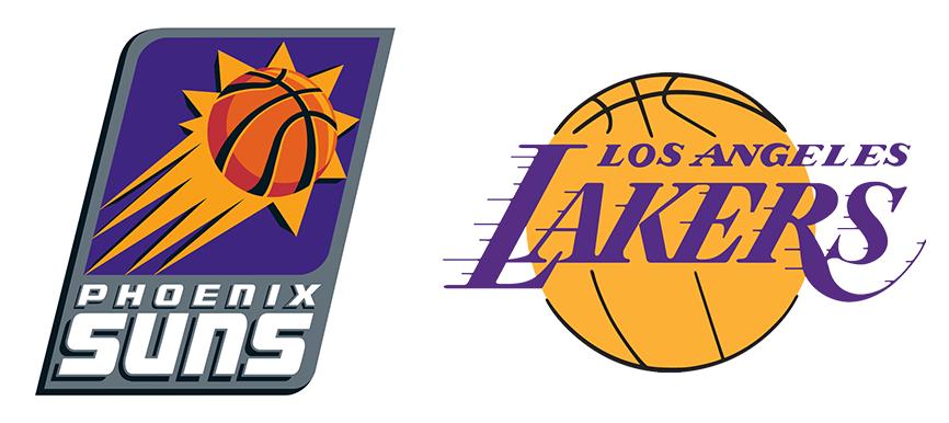 Phoenix Suns vs Los Angeles Lakers 2006