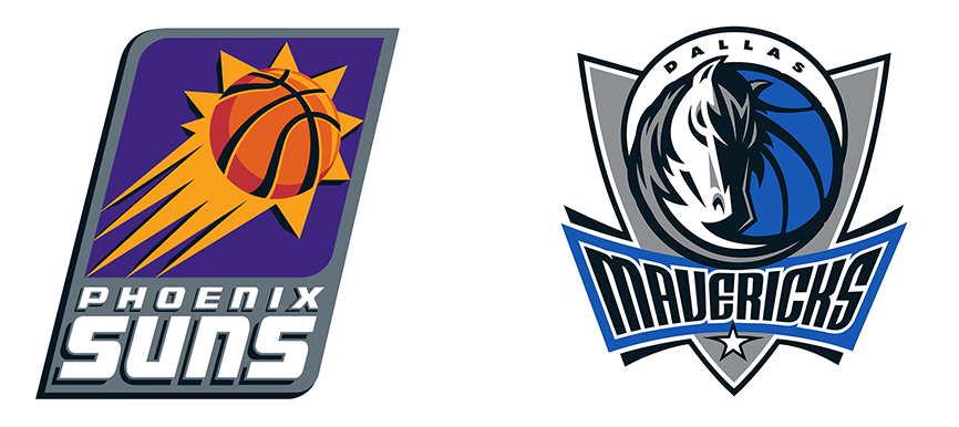 Phoenix Suns vs Dallas Mavericks 2005