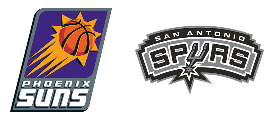 Phoenix Suns vs San Antonio Spurs 2007