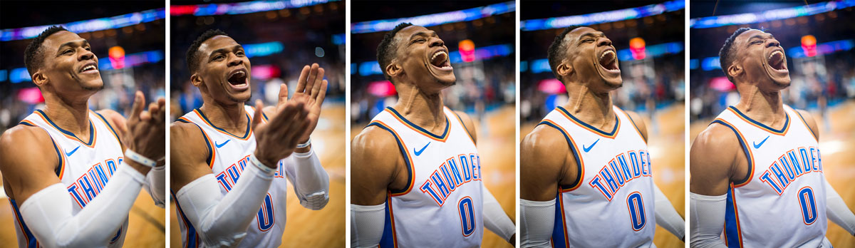 rise of russell