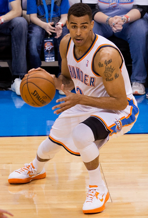 Player Page Thabo Sefolosha Oklahoma City Thunder