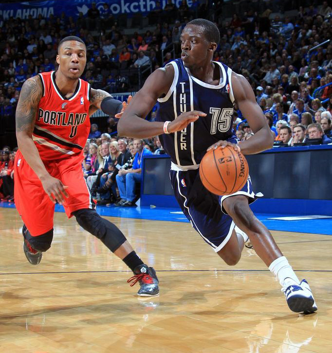 Thunder Vs. Blazers: Dec. 31, 2013