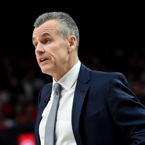 billy donovan - photo #35