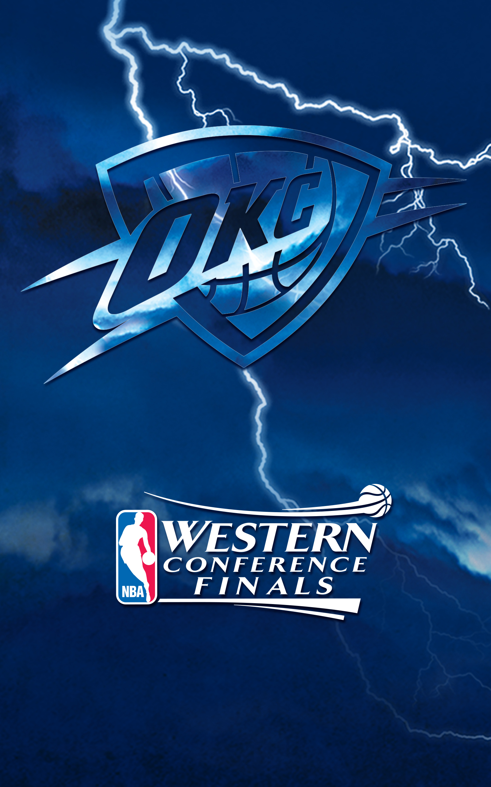 Thunder Playoffs Wallpapers | Oklahoma City Thunder