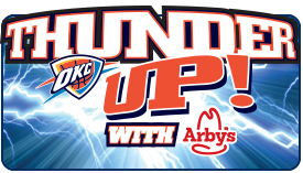 Arby's Thunder Up and Win