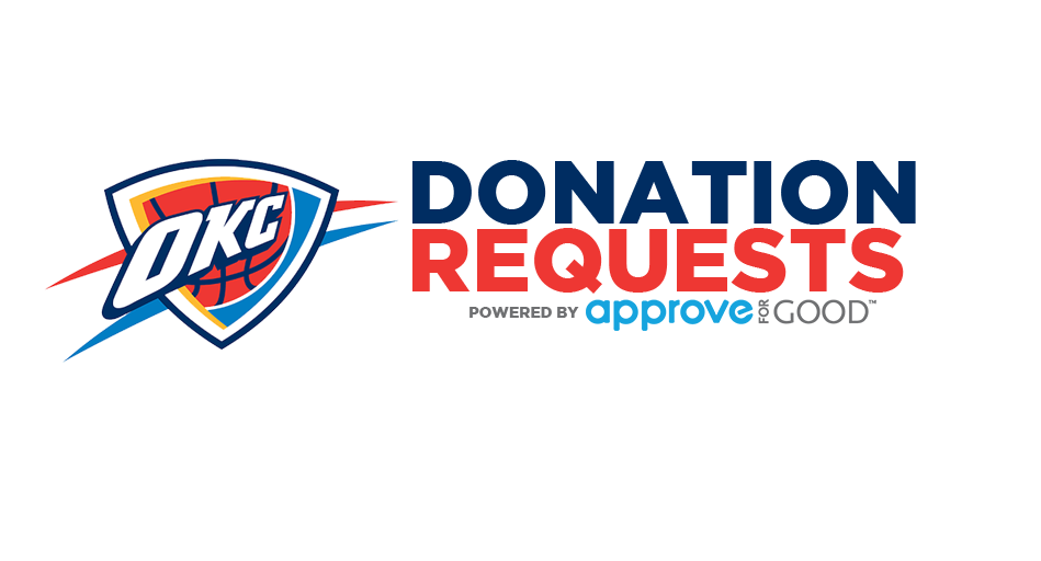 Donate | Oklahoma City Thunder