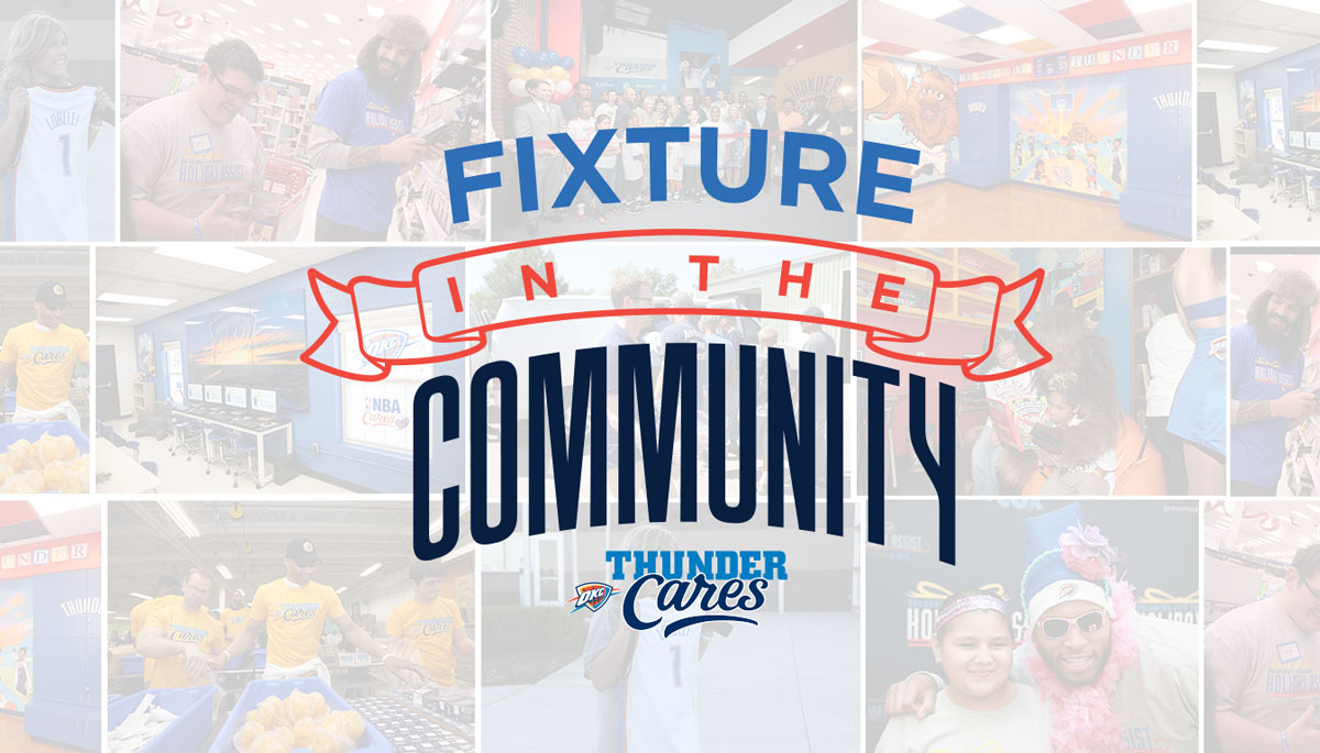 fixture in the community
