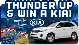 Thunder Up and Win a Kia!