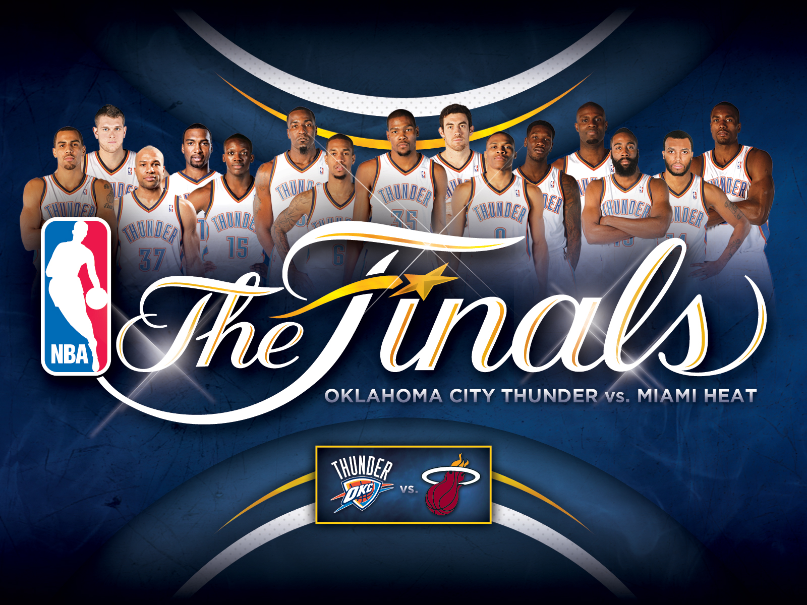 NBA Finals Downloads | THE OFFICIAL SITE OF THE OKLAHOMA CITY THUNDER