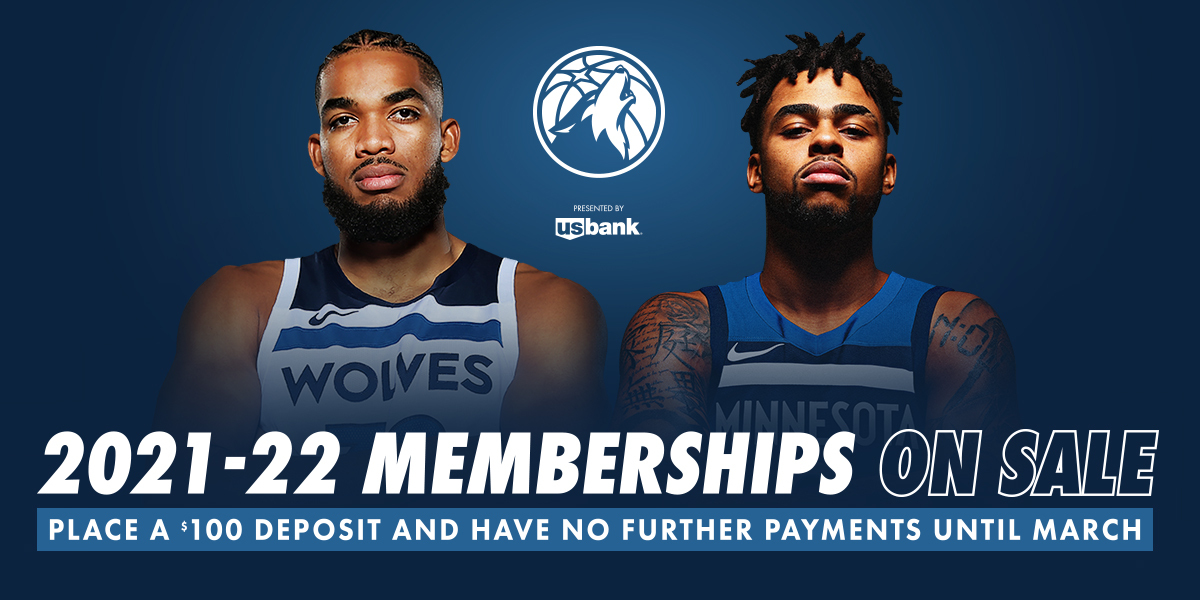 place a deposit now for a virtual meet and greet with the newest timberwolves player