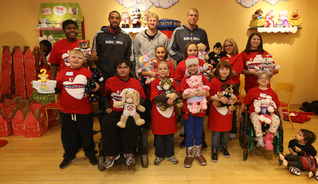 Wolves in the Community