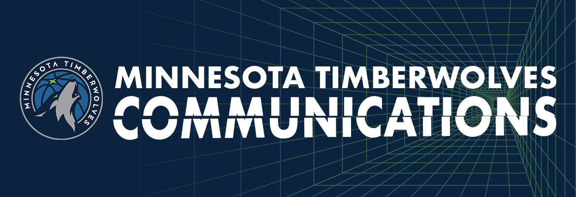 Minnesota Timberwolves Communications