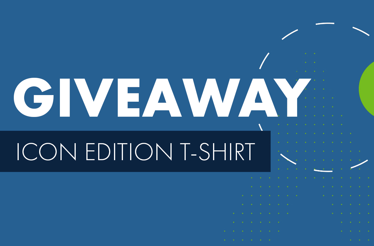 Icon T-Shirt Giveaway