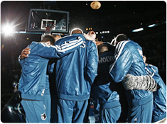 2012-13 Minnesota Timberwolves Team