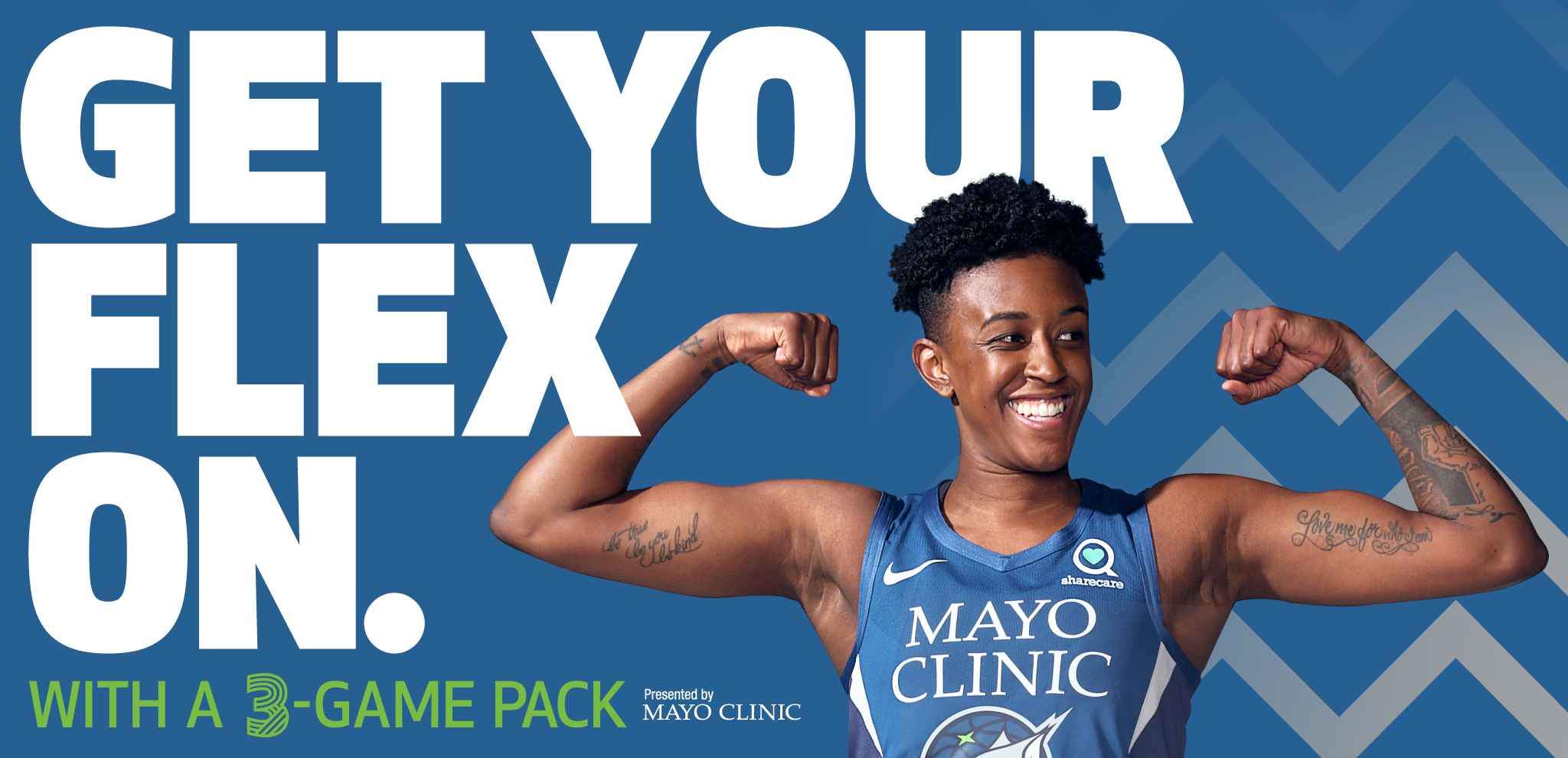 Get Your Flex On With A 3-Game Pack