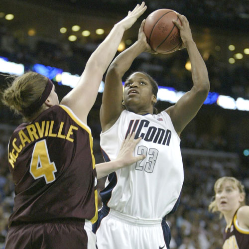 Lynx: Janel McCarville | Through The Years