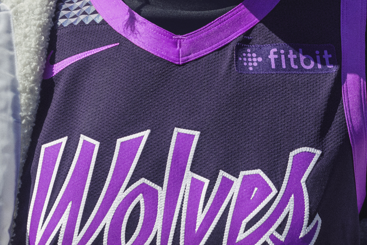 Timberwolves Jersey Gallery Image