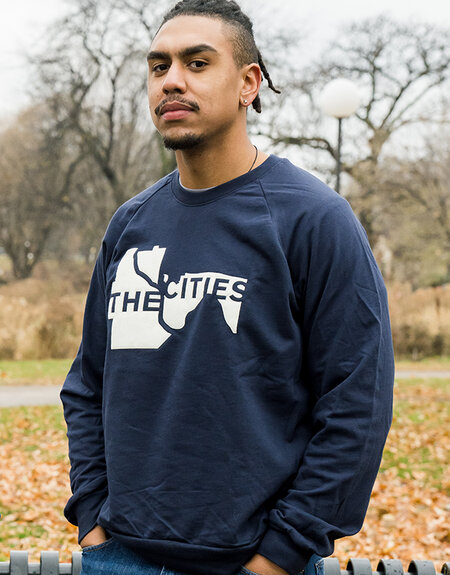 Heart of the Cities Crewneck