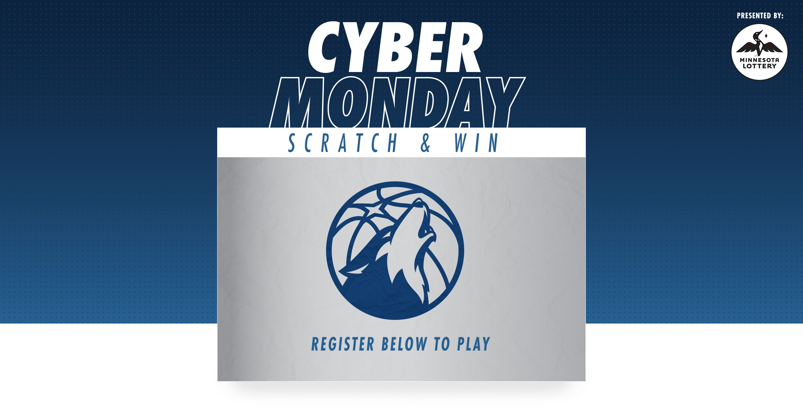 Timberwolves Cyber Monday Deals