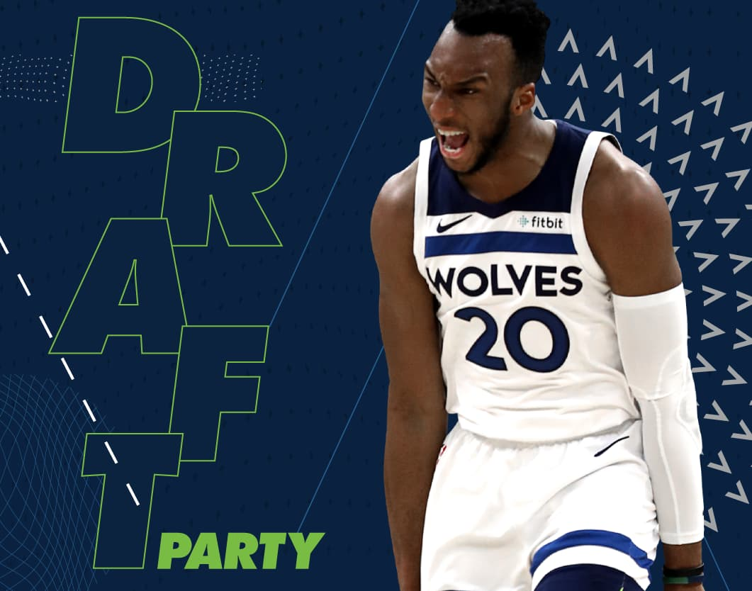 2019 Draft Party