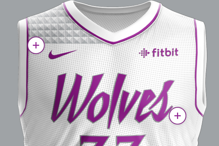 Earned Edition Unveil Minnesota Timberwolves