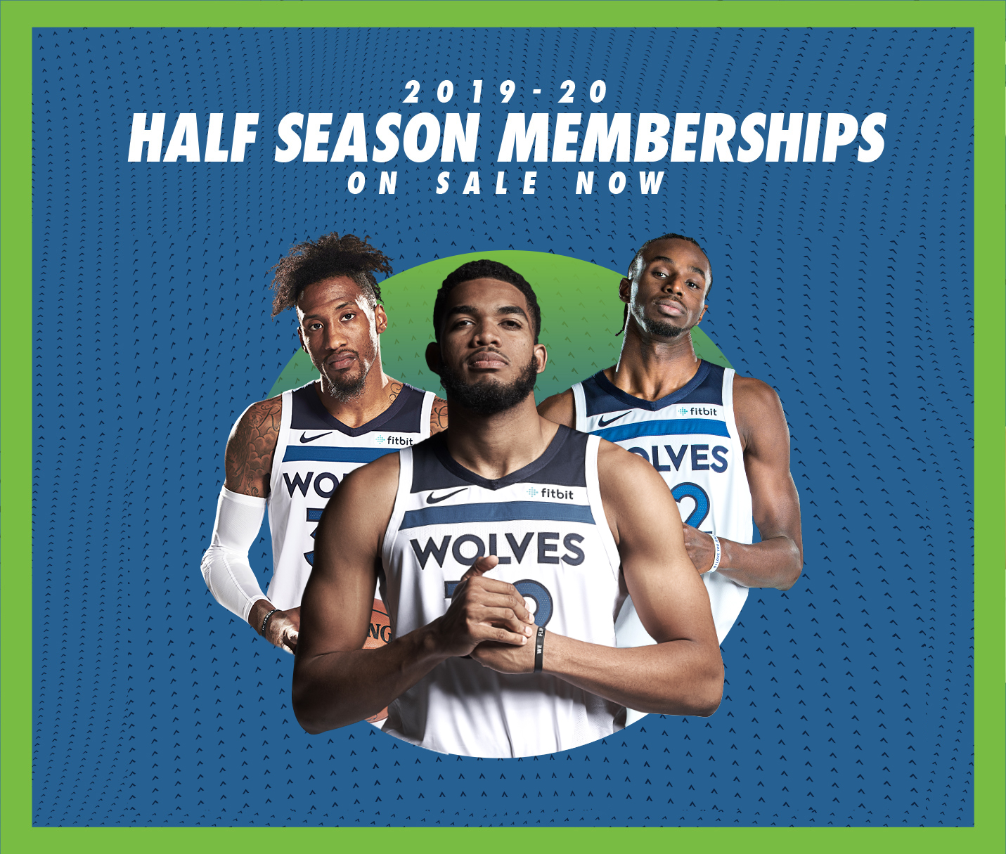 Half Season Memberships On Sale Now